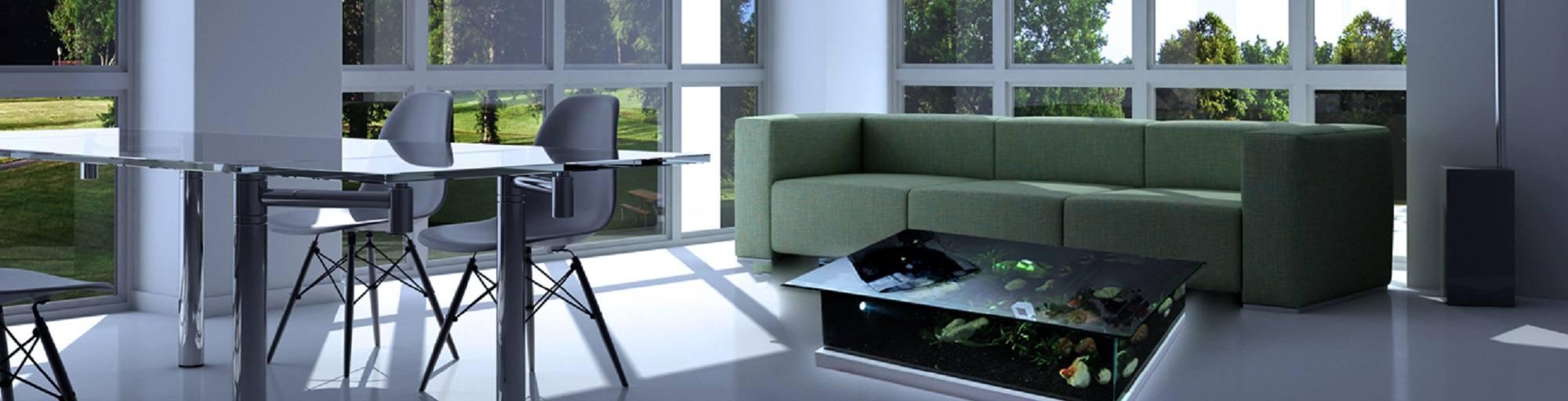 table basse aquarium sur mesure. Black Bedroom Furniture Sets. Home Design Ideas