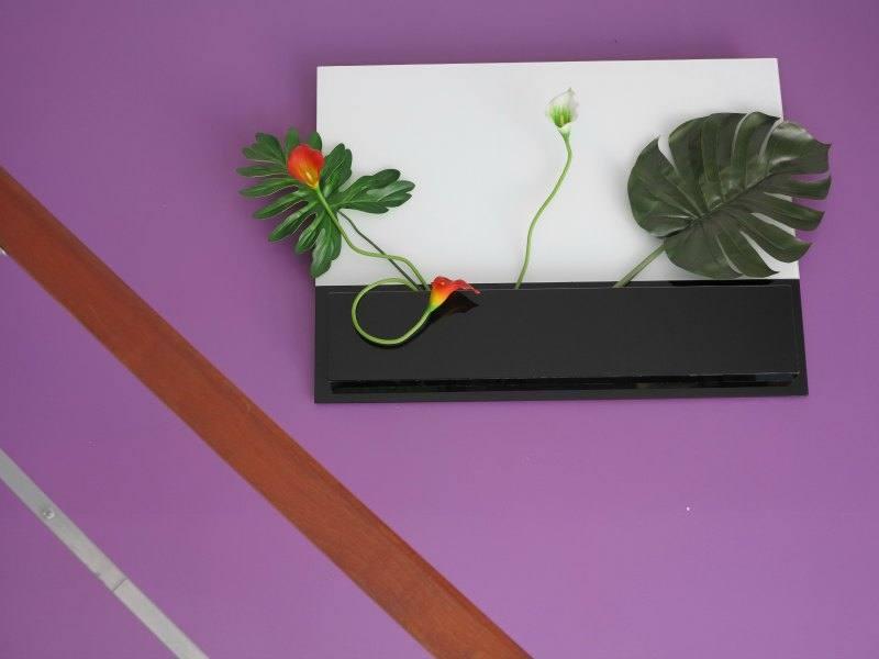 D coratif design personnalisable fabrication artisanale for Aquarium cadre